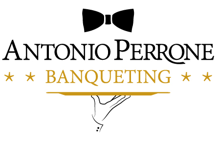 Logo antonio perrone banqueting